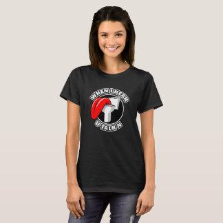Camiseta Attidude - pneu das pessoas que exageram e se