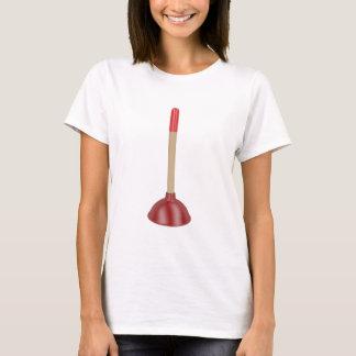 Camiseta Atuador vermelho