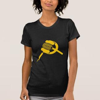 Camiseta Áudio da cera - o t-shirt das mulheres