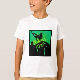 Camiseta Aumentação acima