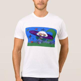Camiseta Aumentação de Saturn