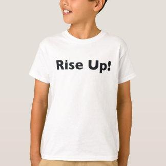 Camiseta Aumente acima!