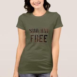 Camiseta Aung San Suu Kyi
