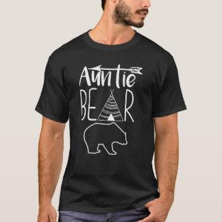 Camiseta Auntie Carregamento Gráfico Teepee e t-shirt da