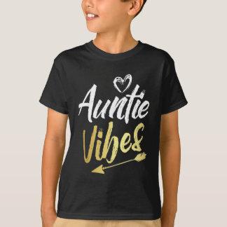 Camiseta Auntie Impressão