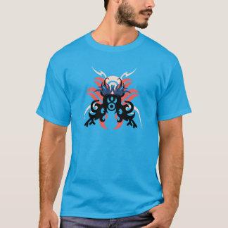Camiseta Aura da abstracção três