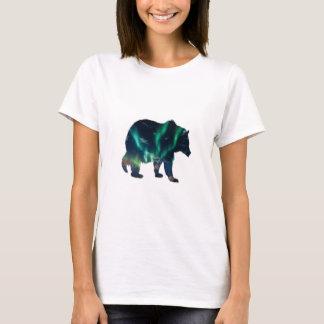 Camiseta Aurora boreal
