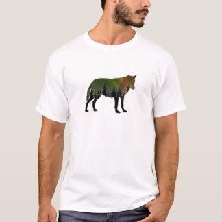 Camiseta Aurora Borealis