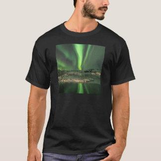 Camiseta Aurora Borealis Islândia