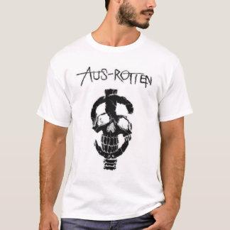 Camiseta Aus podre