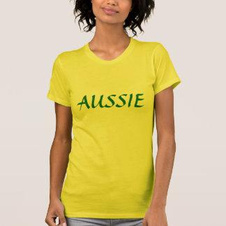"""Camiseta Austrália """"AUSSIE """""""