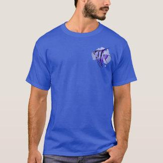 Camiseta Austrália - o grande recife de coral