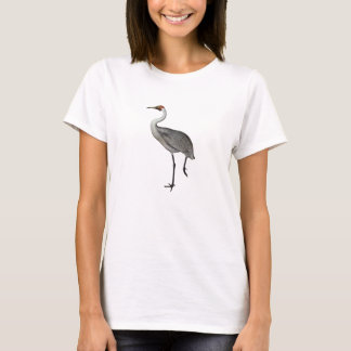 Camiseta Australiano Brolga (guindaste)
