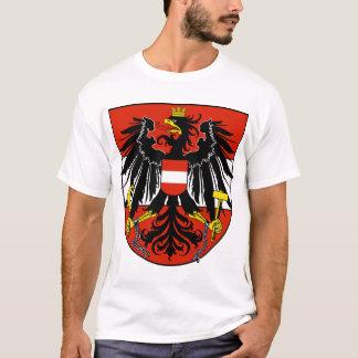 Camiseta Áustria - austríaco Eagle
