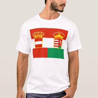 Camiseta Áustria Hungria 1869 1918, Hungria