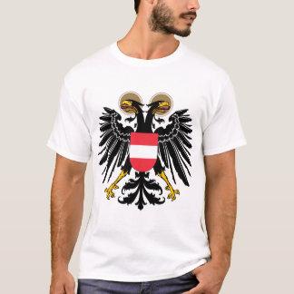 Camiseta Austríaco Eagle do vintage
