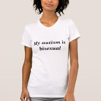 Camiseta Autismo bissexual