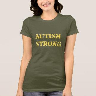 Camiseta Autismo forte