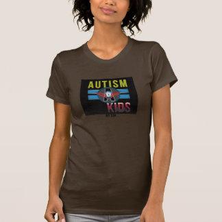 """Camiseta """"Autismo senhoras T-Shirt* orgânico dos miúdos"""""""