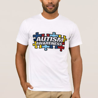 Camiseta AutismPuzzle