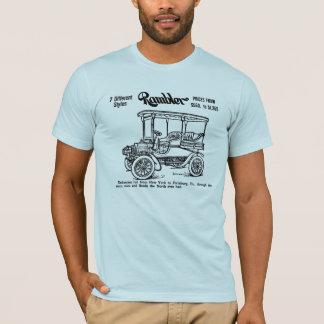 Camiseta Auto anúncio 1904 do passeador