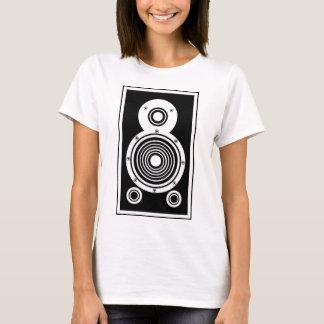 Camiseta Auto-falante audio 01