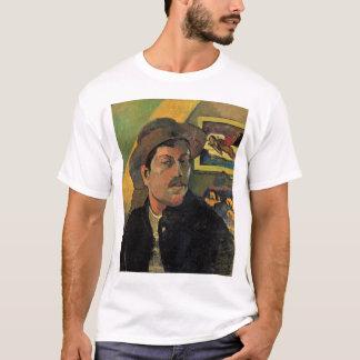 Camiseta Auto-Retrato por Paul Gauguin (a melhor qualidade)