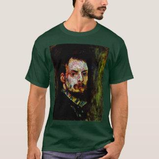 Camiseta Auto-Retrato por Pierre-Auguste Renoir