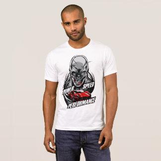 Camiseta Auto T do piloto