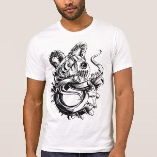 Camiseta Auto T do polvo