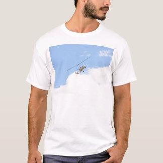 Camiseta Autogiro em vôo