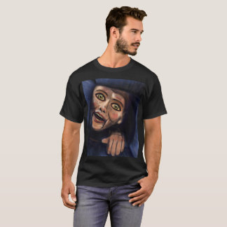 Camiseta automatonophobia - manequim de vida