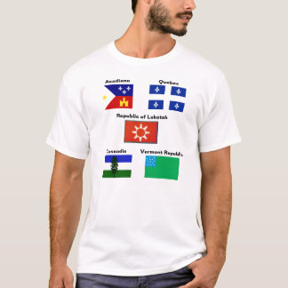 Camiseta Autonomia e soberania