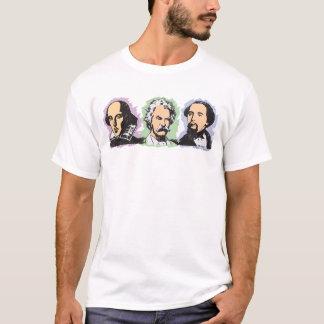 Camiseta Autores