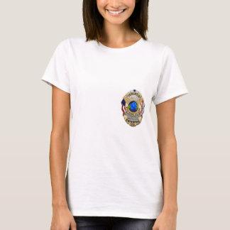 Camiseta Auxiliar de WBTB Florida # 10