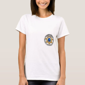 Camiseta Auxiliar de WBTB Montana # 8