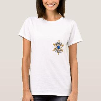 Camiseta Auxiliar de WBTB Texas # 19
