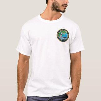 Camiseta Auxílios de USCG à navegação Long Island Sound
