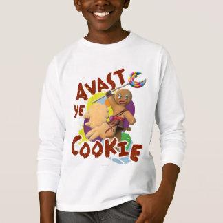 Camiseta Avast biscoito do YE
