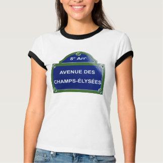 Camiseta avenida-campeões-elysees
