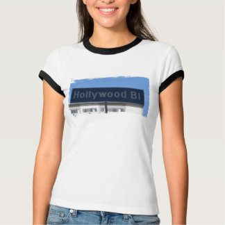 Camiseta Avenida de Hollywood