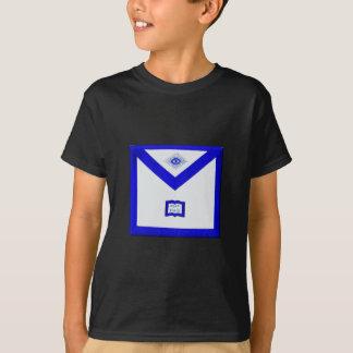 Camiseta Avental do capelão dos pedreiro