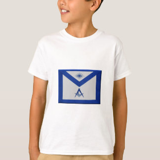 Camiseta Avental júnior maçónico do diácono