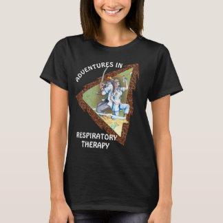Camiseta AVENTURA RESPIRATÓRIA do CUIDADO por