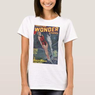 Camiseta Aventura subaquática
