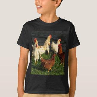 Camiseta Aves domésticas