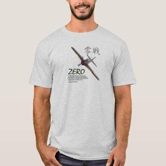 "Camiseta Aviation Art T-shirt ""Mitsubishi A6M Zero"""