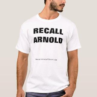 Camiseta Aviso Arnold