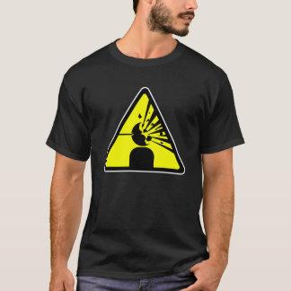 Camiseta Aviso! Atirador furtivo!