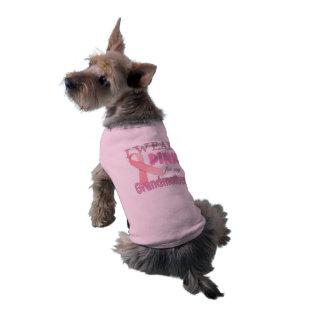 Camiseta avó da consciência do cancro da mama
